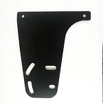 Mounting Plate:  Fits 3.5