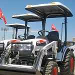 KIT: TAP103 Series Canopy Kit for Bobcat Compact Tractors