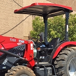 KIT: TAP204 Canopy Kit for TYM Utility / Ag Tractors