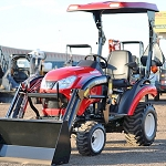 KIT: TX4 CANOPY KIT FOR TYM COMPACT TRACTORS