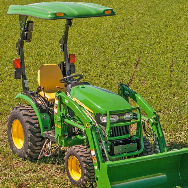 KIT: TAP101 Canopy Kit. Fits John Deere Compact & Utility Tractors