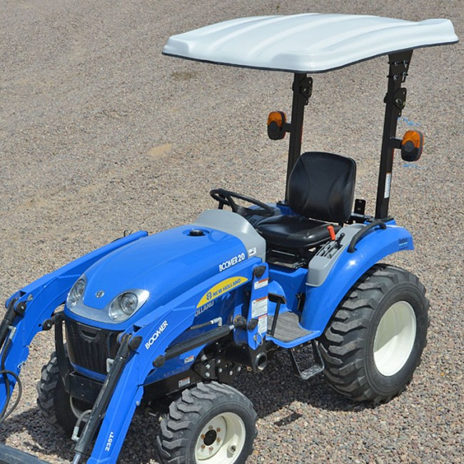 KIT: TAP103 Series Canopy Kit for New Holland Compact Tractors