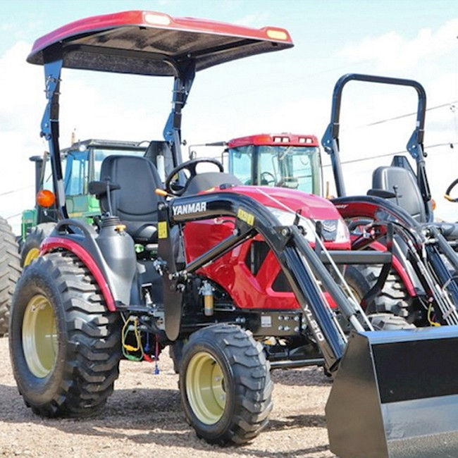 KIT: TAP104 Series Canopy Kit.  Fits TYM Compact / Utility Tractors