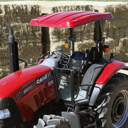 KIT: TAP204 Canopy Kit for Case IH Utility / Ag Tractors