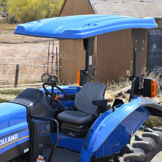 KIT: TAP205 Series Canopy Kit.  Fits New Holland Utility & Ag Tractors