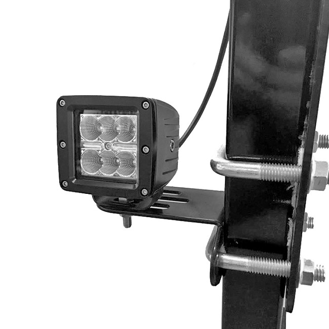 LED ROPS Mounted Work Light Kit